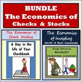 Economics - Check Writing & Stock Market Investing Bundle