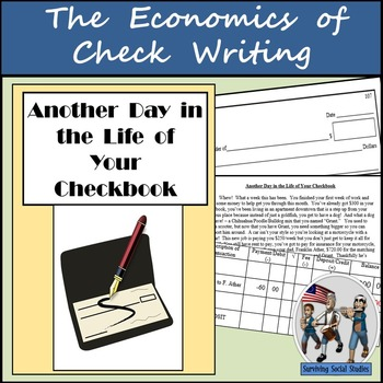 The Economics of Checks - Check Writing Part 2