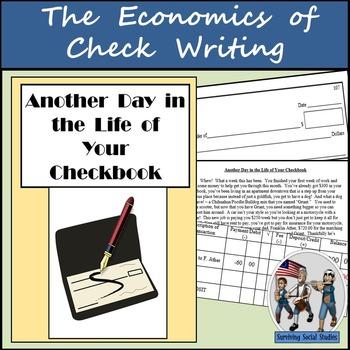 The Economics of Checks - Check Writing Part 2