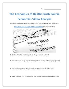 The Economics of Death: Crash Course Economics- Video Anal