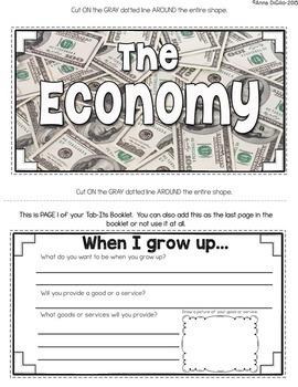 The Economy Tab-Its™