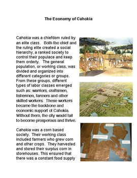 The Economy of Cahokia