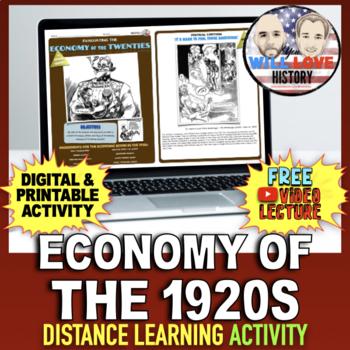 The Economy of the Twenties Activity