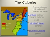 The Economy of the American Colonies