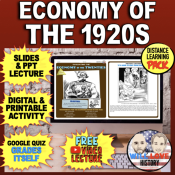 The Economy of the Twenties Bundle