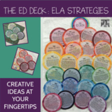 The Ed Deck: Lesson Planning Inspiration (Distance Learning)