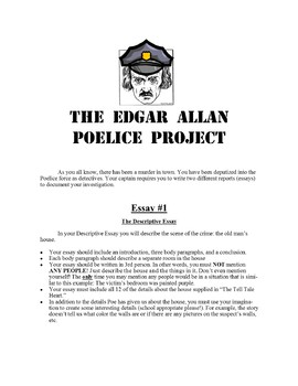 The Edgar Allan Poelice Project