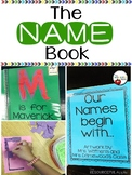 The Editable Name Book FREEBIE