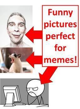 "The Educational Meme Game *High School Edition* (""Be a Meme Teacher!"")"