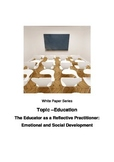 Educator as a Reflective Practitioner: Emotional and Social Development