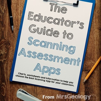 The Educator's Guide to Scanning Assessment Apps