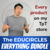 The Educircles EVERYTHING bundle - every single resource o