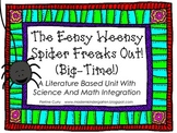The Eensy Weensy Spider: A Literature, Science, & Math Unit