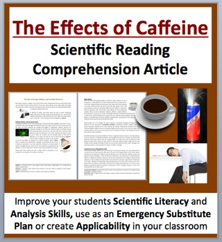 The Effects of Caffeine - A Science Reading Article