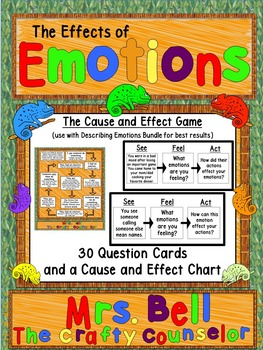 The Effects of Emotions (Session #4)