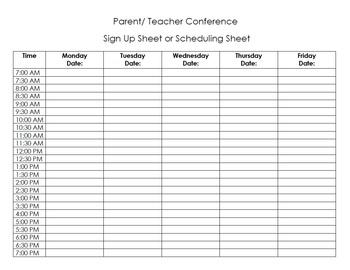 The Efficient Parent Conference Pack