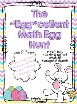 "The ""Egg""cellent Math Egg Hunt"