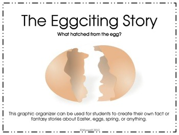 Egg Fact & Fiction Stories-First, Next, Last