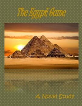 The Egypt Game: A Novel Study