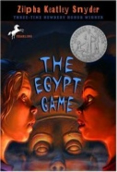 """The Egypt Game"" - Chapters 21-23 Test"