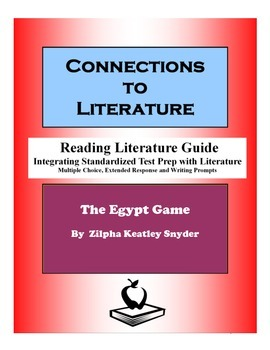 The Egypt Game-Reading Literature Guide