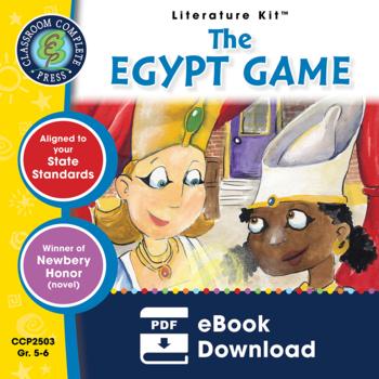 The Egypt Game Gr. 5-6