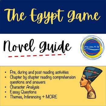 The Egypt Game - Novel Guide