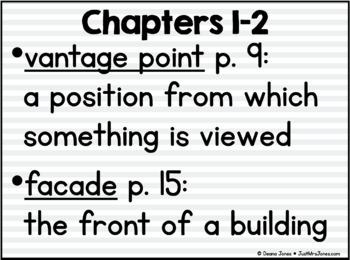 The Egypt Game Vocabulary Presentation