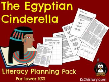 The Egyptian Cinderella - Literacy Unit