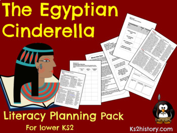 The Egyptian Cinderella - Literacy Unit