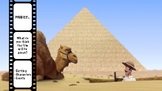 The Egyptian Pyramids (Short Film Comprehension Task)