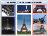 The Eiffel Tower - Complete Mini Unit