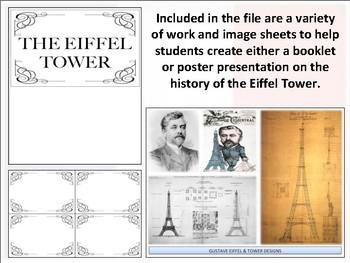 The Eiffel Tower - Complete Mini Unit