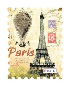 The Eiffel Tower Word Search