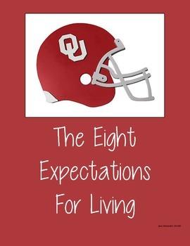 The Eight Expectations- OU Football