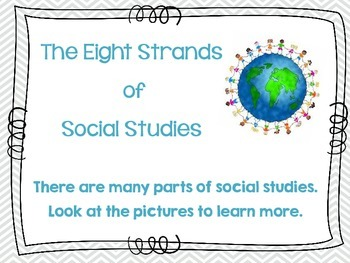 The Eight Strands of Social Studies