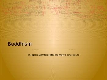 The Eightfold Path- Buddhism
