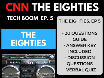 The Eighties CNN Ep. 5 Tech Boom