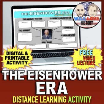 America in the 1950's: The Eisenhower Era Activity