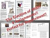 The Election of 1800 Mini Bundle
