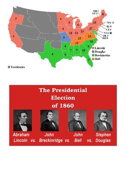 The Election of 1860 Handout