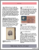 Southern Secession and The Election of 1860: Activity Packets Bundle