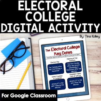 The Electoral College Digital Activity