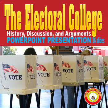 The Electoral College History, Discussion, and Arguments