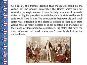 The Electoral College and How It Works