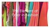 The Element of Color in Fashion Presentation