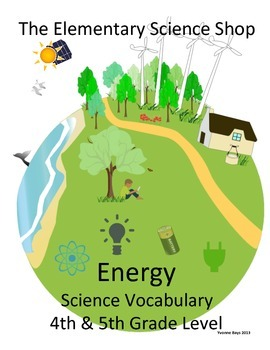 Energy: The Elementary Science Shop - Grades 4 & 5