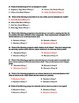 Periodic Table of Elements Test and Practice Test with Answer Key