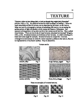 The Elements and Principles of Design: A Visual Arts Handbook.