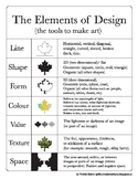 The Elements and Principles of Design Unit